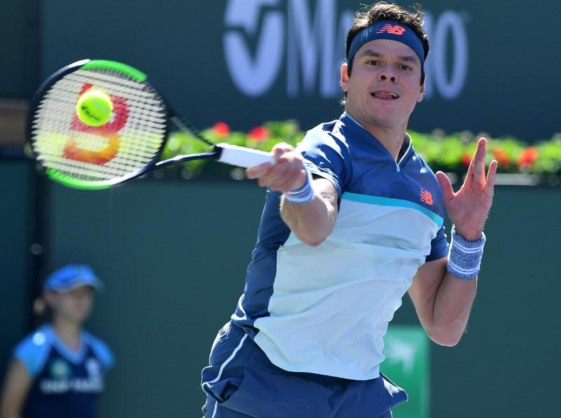 Tennis: BNP Paribas Open-Day 11