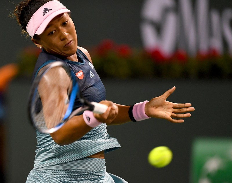 Tennis: BNP Paribas Open-Day 9