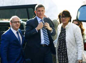 Attorneys for Michael Flynn ask for sentence of probation, community service