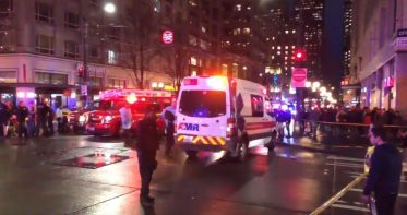 1 dead, 5 injured in downtown Seattle shooting