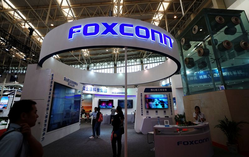 Foxconn says recent Reuters reports on factory resumption in China were not factual