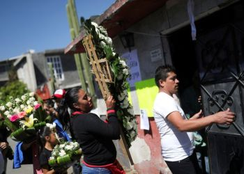 Mexican president blames murder of young girl on past governments