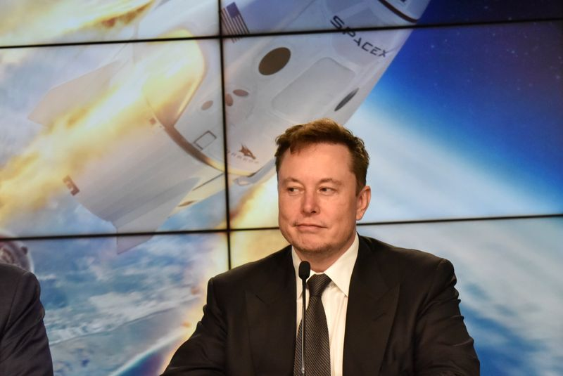 Musk tweets support for Dorsey remaining as Twitter CEO