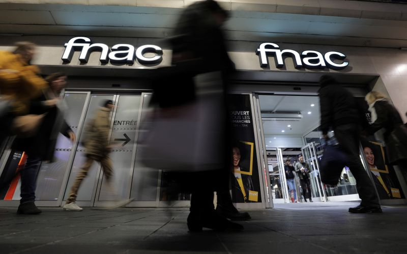 French retailer FNAC Darty taps state-backed loan