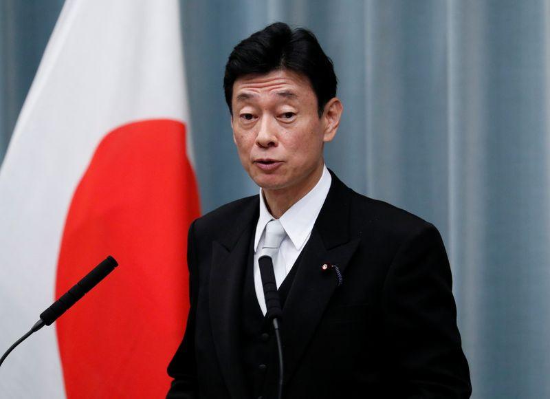 Japan government to work with BOJ to prevent deflation return: Nishimura