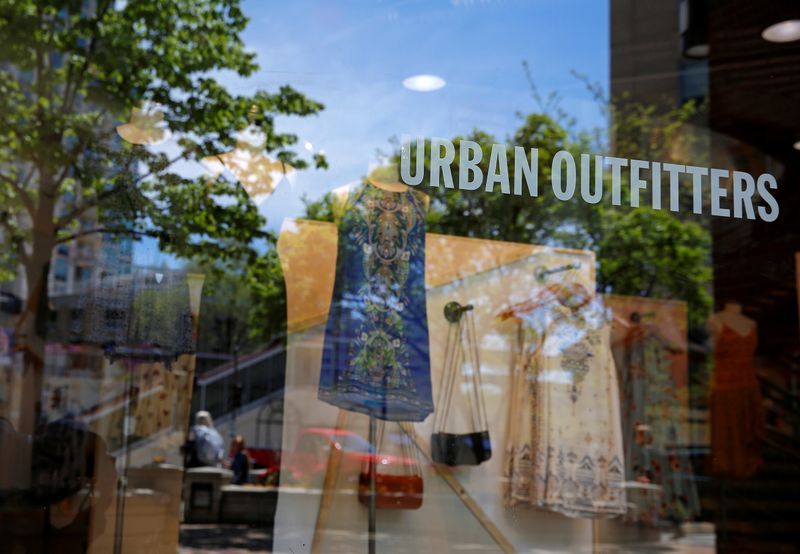 Urban Outfitters predicts 60% fall in same-store sales on slow recovery