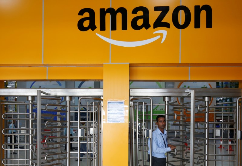 Amazon taps into food delivery services in India