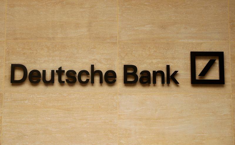 Deutsche Bank, BlackRock CEOs warn against too much optimism in markets