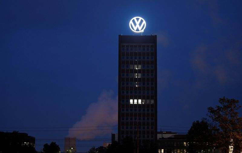 Volkswagen agrees to buy 50% of EV partner JAC's parent company