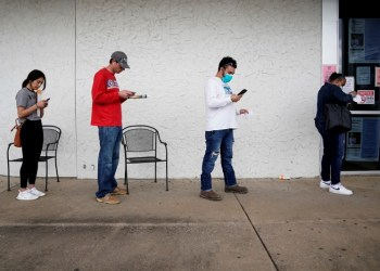 U.S. jobless claims dip below 2 million, road to recovery rocky