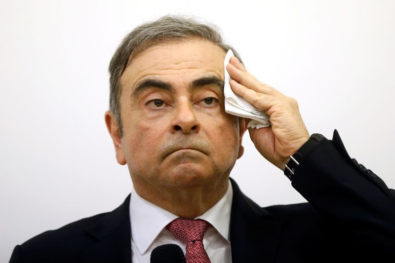 U.S. judge rejects immediate bail for accused Carlos Ghosn smugglers