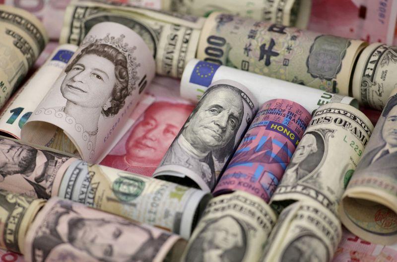 Photo of Euro jumps, dollar hurt by coronavirus spread