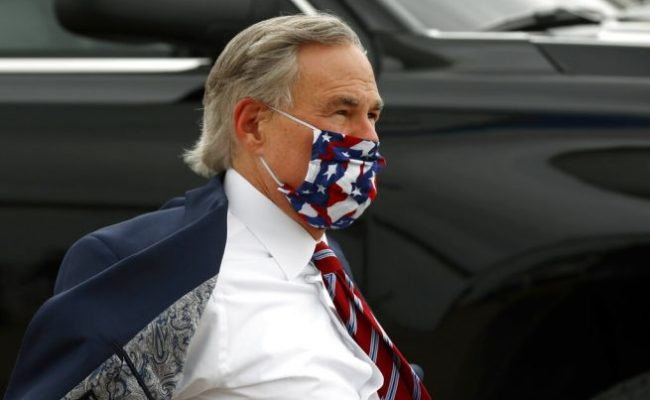 Texas Gov Abbott S Face Mask Order Faces Pushback