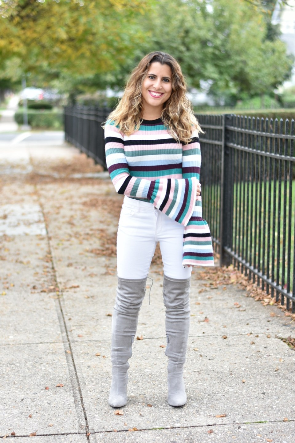 All About the Stripes