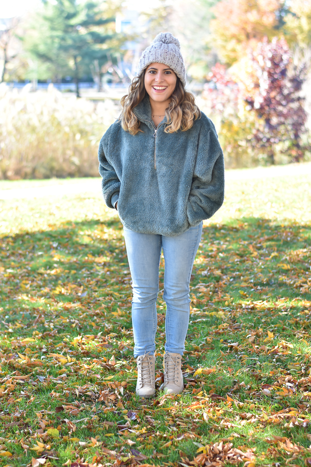 The Coziest Fleece Pullover