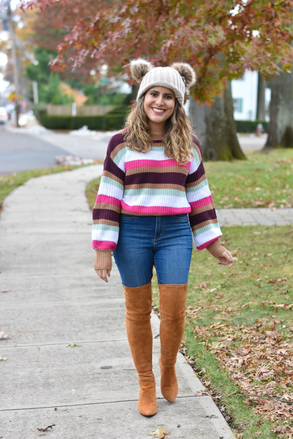 Affordable Striped Sweaters Under $30