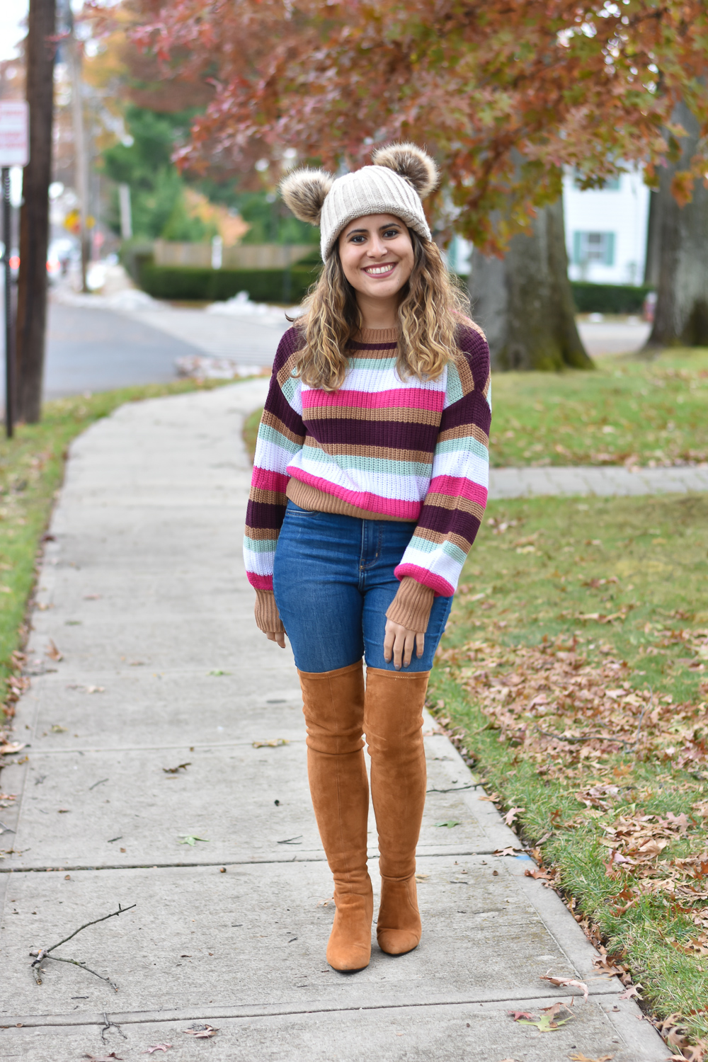 Affordable Striped Sweaters