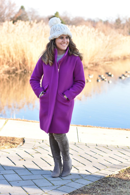 Favorite Winter Coat