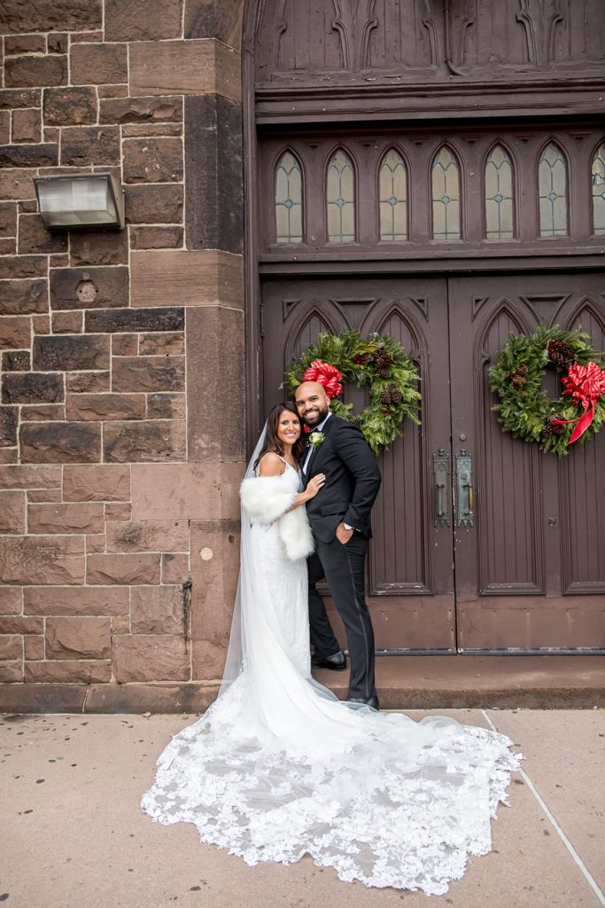 Catholic Church Winter Wedding