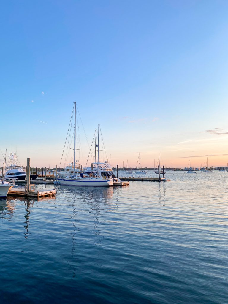 Weekend Trip in Newport, Rhode Island