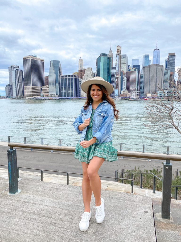 Best Instagram Spots in Dumbo Brooklyn