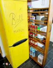Awesome kitchen cupboard organization ideas 40