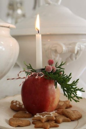 Diy decorating scandinavian christmas 15
