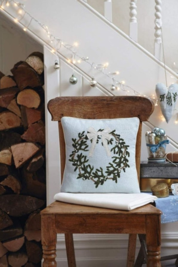 Diy decorating scandinavian christmas 41