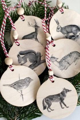 Easy but beautiful diy christmas ornaments 08