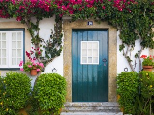 Ideas to decorate your entryway to replace porch 14