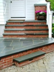 Ideas to decorate your entryway to replace porch 27