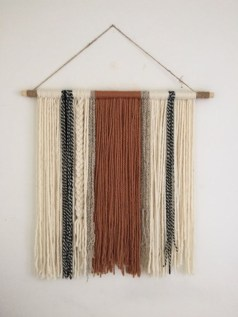 Make your own string art that look artsy for your space 14