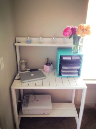 Simple but useful room divider 29