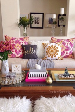 Bright ideas for diy decor with bright color 14