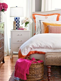 Bright ideas for diy decor with bright color 29