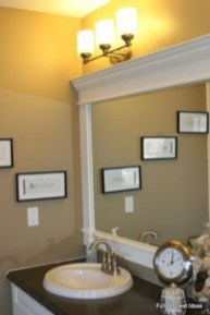 Clever ideas to makeover your mirror 02