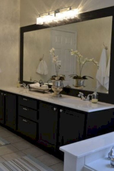 Clever ideas to makeover your mirror 06