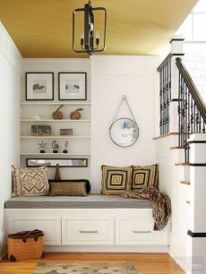 Clever ideas to makeover your mirror 36