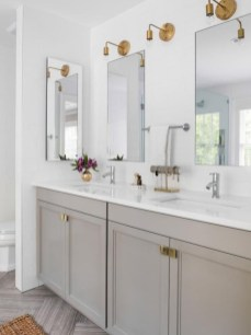 Clever ideas to makeover your mirror 37