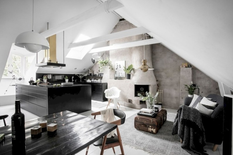 Cozy scandinavian-inspired loft 28