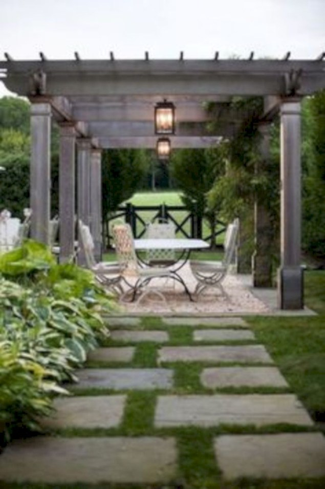 Creative pergola designs and diy options 32