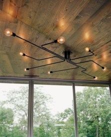 Stunning ideas to use copper pipes for your home decor 39