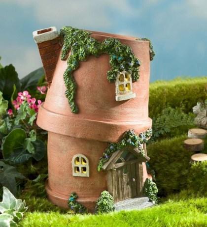 Super easy diy fairy garden ideas 06
