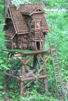 Super easy diy fairy garden ideas 20