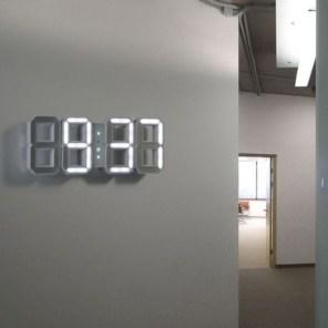 Unusual modern wall clock design ideas 10