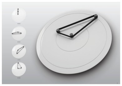 Unusual modern wall clock design ideas 36