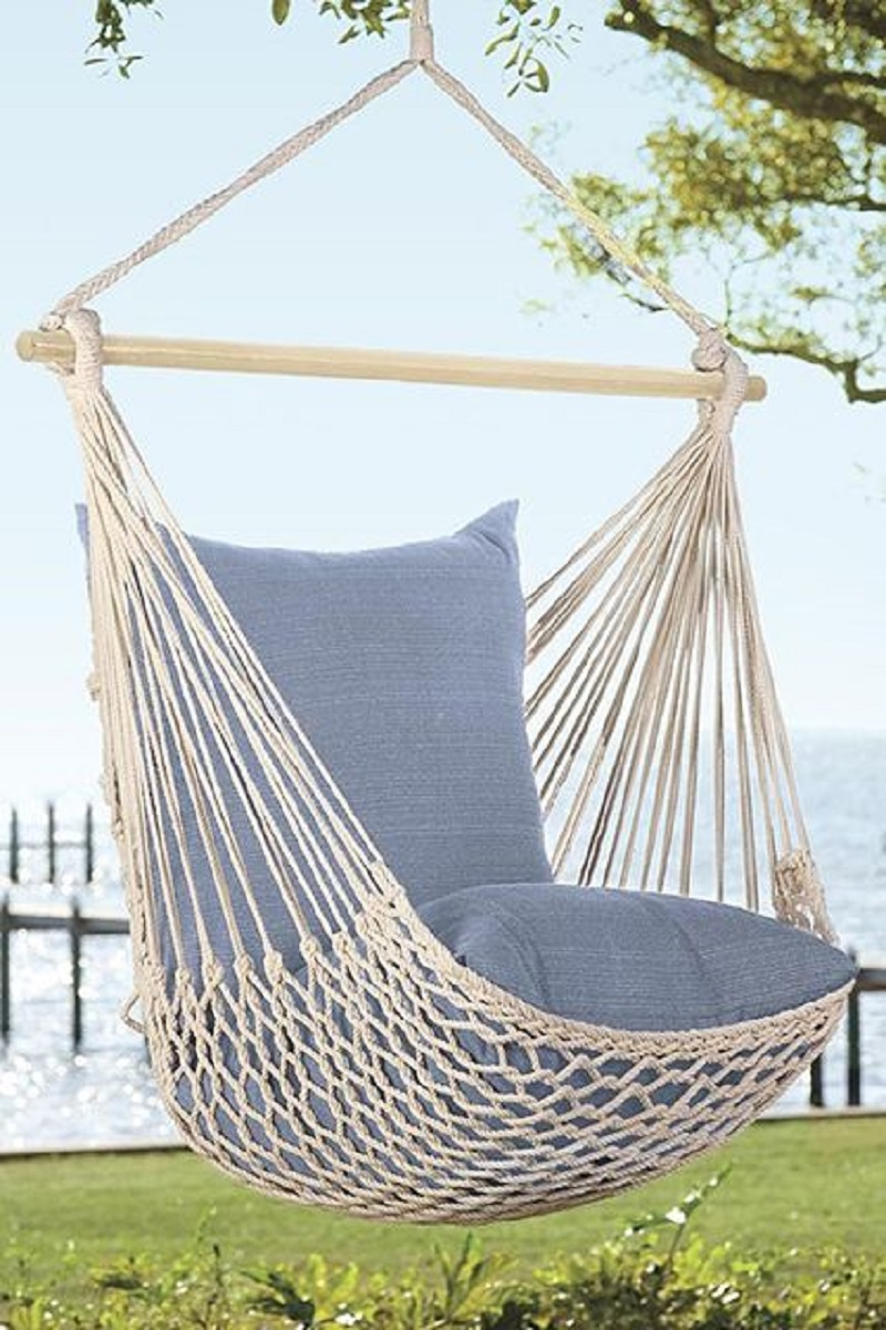 Outdoor Macrame Chair