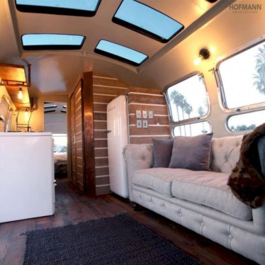 Rv living decor to make road trip so awesome 02