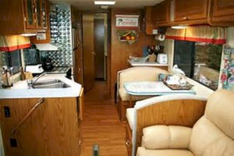 Rv living decor to make road trip so awesome 10