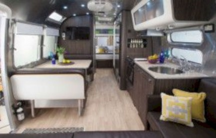 Rv living decor to make road trip so awesome 19